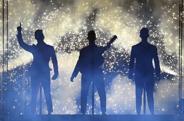 MGM Grand Garden Arena「Jonas Brothers In Concert With Bebe Rexha And Jordan McGraw - Las Vegas, NV」:写真・画像(9)[壁紙.com]