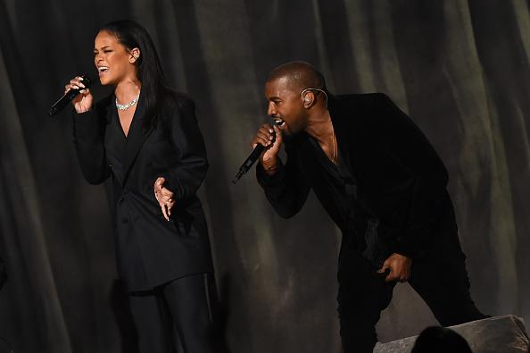 Kanye West - Musician「The 57th Annual GRAMMY Awards - Telecast」:写真・画像(6)[壁紙.com]