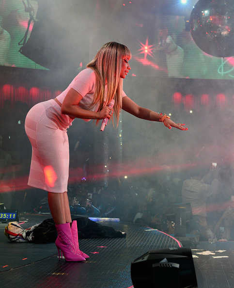 Clubbing「Drai's Nightclub Rings In 2016 With Unforgettable Drai's LIVE Performance By Celebrated Artists Nicki Minaj And Meek Mill - New Year's Eve In Las Vegas」:写真・画像(7)[壁紙.com]