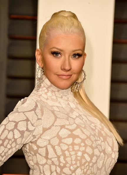 Christina Aguilera「2015 Vanity Fair Oscar Party Hosted By Graydon Carter - Arrivals」:写真・画像(15)[壁紙.com]