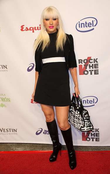 "Turtleneck「Esquire House Hollywood Hills ""Rock The Vote"" Party - Arrivals」:写真・画像(11)[壁紙.com]"