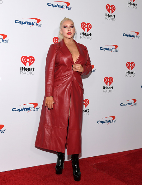 Christina Aguilera「2019 iHeartRadio Music Festival And Daytime Stage」:写真・画像(17)[壁紙.com]