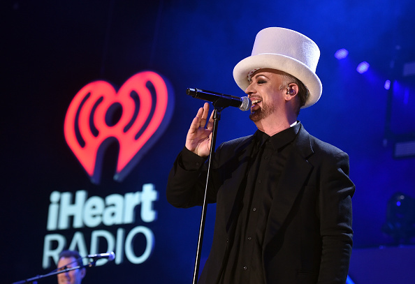 Culture Club「iHeart80s Party - Show」:写真・画像(8)[壁紙.com]
