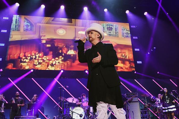 Culture Club「iHeart80s Party - Show」:写真・画像(7)[壁紙.com]
