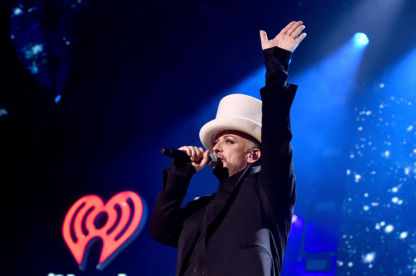 Culture Club「iHeart80s Party - Show」:写真・画像(3)[壁紙.com]