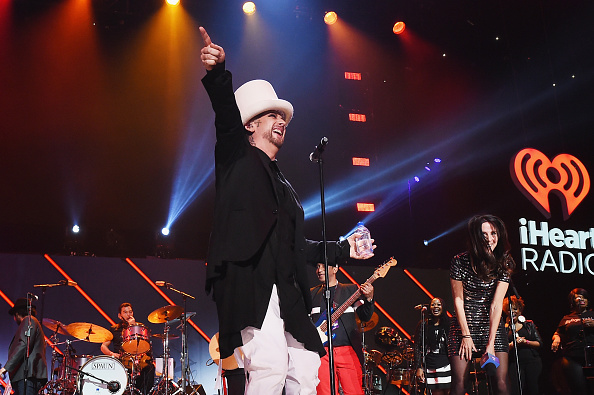 Culture Club「iHeart80s Party - Show」:写真・画像(1)[壁紙.com]