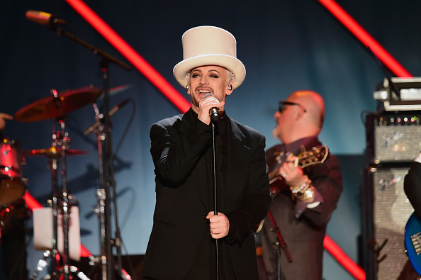 Culture Club「iHeart80s Party - Show」:写真・画像(17)[壁紙.com]