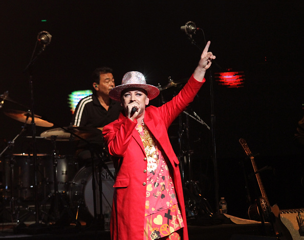 Culture Club「Culture Club In Concert - New York, NY」:写真・画像(10)[壁紙.com]