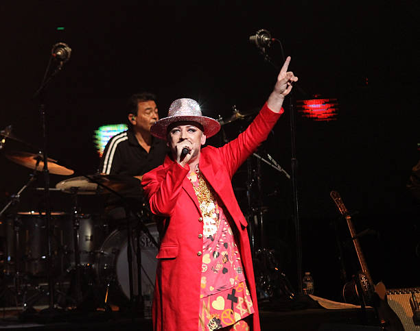 Culture Club In Concert - New York, NY:ニュース(壁紙.com)