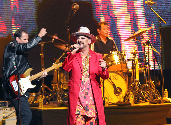 Culture Club「Culture Club In Concert - New York, NY」:写真・画像(18)[壁紙.com]