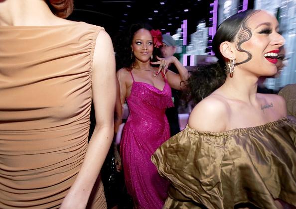 グラミー賞「60th Annual GRAMMY Awards - Backstage」:写真・画像(9)[壁紙.com]