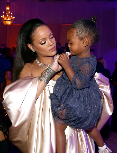Majestic「Rihanna and The Clara Lionel Foundation Host 2nd Annual Diamond Ball - Inside」:写真・画像(6)[壁紙.com]