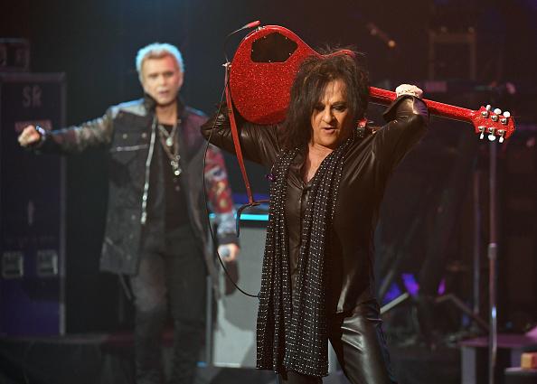 ギタリスト「'Billy Idol: Las Vegas 2019' Residency Kicks Off At Palms Casino Resort」:写真・画像(14)[壁紙.com]