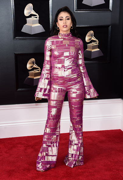 グラミー賞「60th Annual GRAMMY Awards - Arrivals」:写真・画像(3)[壁紙.com]