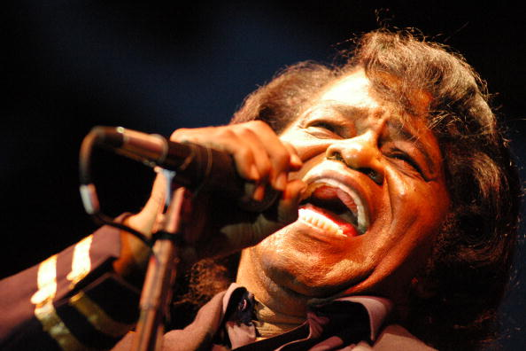 Singer「River To River Kickoff Concert With James Brown At Battery Park」:写真・画像(5)[壁紙.com]
