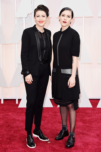 Black Shoe「87th Annual Academy Awards - Arrivals」:写真・画像(2)[壁紙.com]