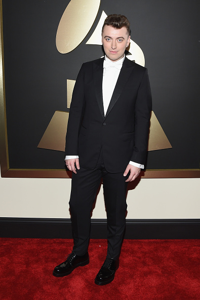 One Man Only「The 57th Annual GRAMMY Awards - Red Carpet」:写真・画像(11)[壁紙.com]