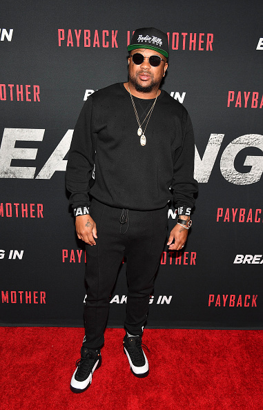 Soul Patch「BREAKING IN Star and Producer Gabrielle Union, & Producer Will Packer Attend Private Screening at Regal Atlantic Station in Atlanta」:写真・画像(19)[壁紙.com]