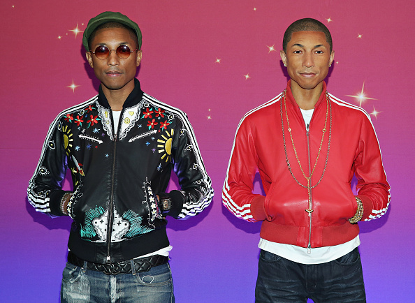 Wax Figure「Pharrell Williams To Unveil Never-Before-Seen Wax Figure At Madame Tussauds New York」:写真・画像(16)[壁紙.com]