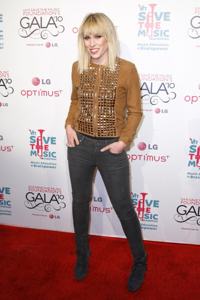 Textured「Vh1 Save The Music Foundation Gala - Arrivals」:写真・画像(1)[壁紙.com]
