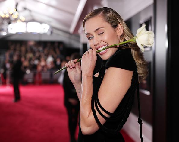 グラミー賞「60th Annual GRAMMY Awards - Red Carpet」:写真・画像(4)[壁紙.com]