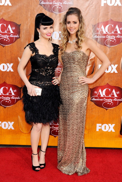 MGM Grand Garden Arena「American Country Awards 2011 - Arrivals」:写真・画像(9)[壁紙.com]