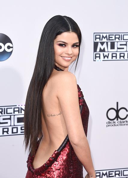 Tattoo「2015 American Music Awards - Arrivals」:写真・画像(16)[壁紙.com]