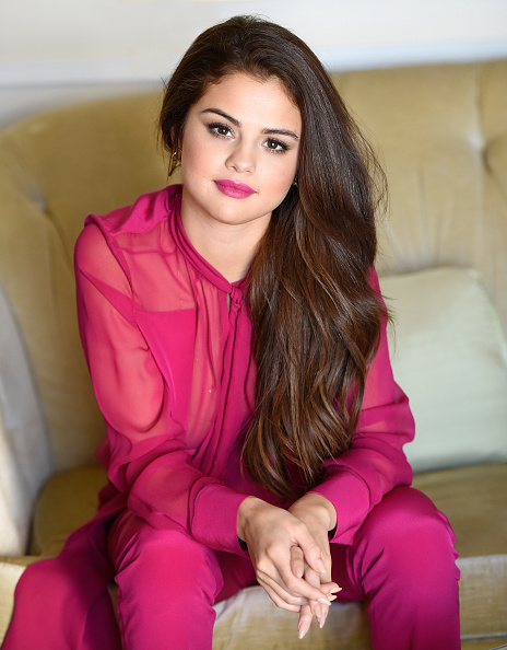Selena Gomez「Selena Gomez Talks With The Morning Mash Up On SiriusXM's SiriusXM Hits 1」:写真・画像(10)[壁紙.com]