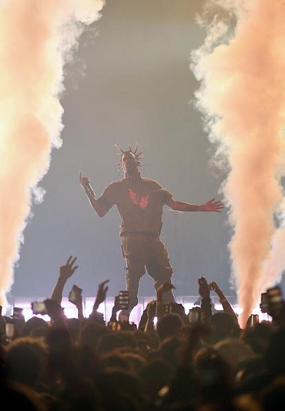 T 「Travis Scott In Concert - Las Vegas, NV」:写真・画像(5)[壁紙.com]