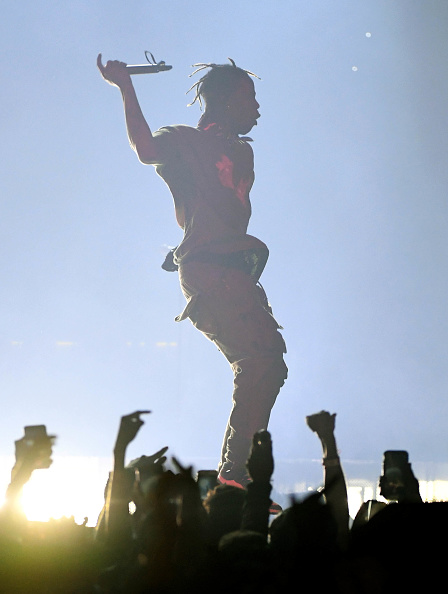 T 「Travis Scott In Concert - Las Vegas, NV」:写真・画像(18)[壁紙.com]