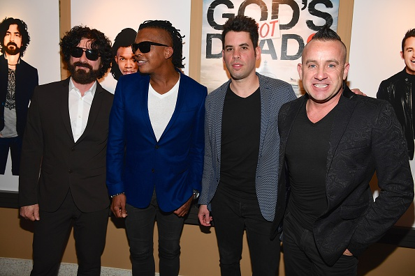 "Jason Phillips「Newsboys/Pure Flix Nashville Red Carpet Premiere of ""God's Not Dead 2""」:写真・画像(5)[壁紙.com]"