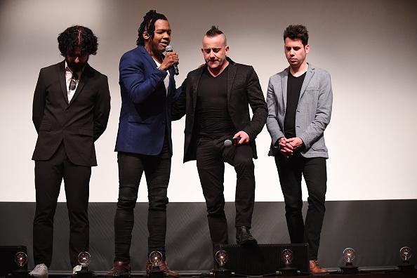 "Jason Phillips「Newsboys/Pure Flix Nashville Red Carpet Premiere of ""God's Not Dead 2""」:写真・画像(2)[壁紙.com]"