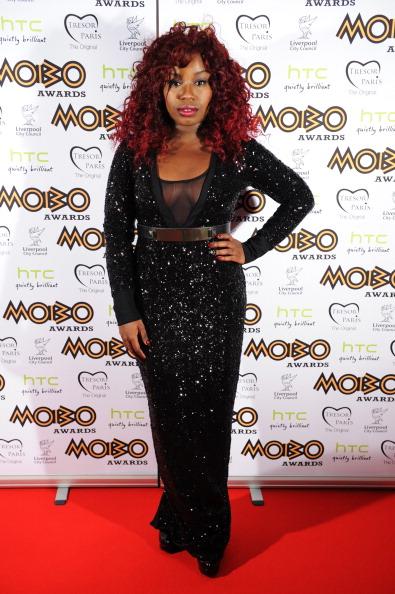 Floor Length「MOBO Awards - Exclusive Inside Arrivals」:写真・画像(18)[壁紙.com]