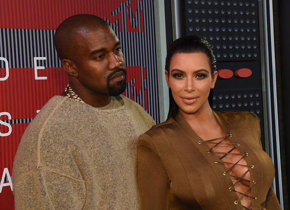 Kanye West - Musician「2015 MTV Video Music Awards - Red Carpet」:写真・画像(7)[壁紙.com]