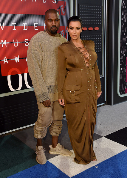 Kanye West - Musician「2015 MTV Video Music Awards - Red Carpet」:写真・画像(17)[壁紙.com]