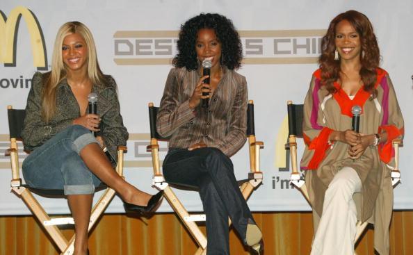 Kelly public「Destiny's Child At McDonald's Press Conference」:写真・画像(11)[壁紙.com]