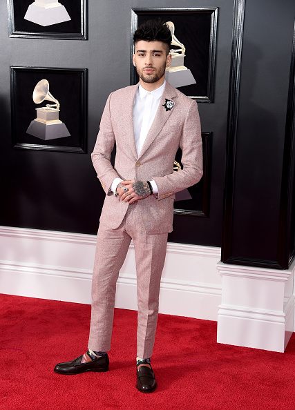 Annual Event「60th Annual GRAMMY Awards - Arrivals」:写真・画像(8)[壁紙.com]