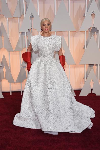 White Dress「87th Annual Academy Awards - Arrivals」:写真・画像(16)[壁紙.com]