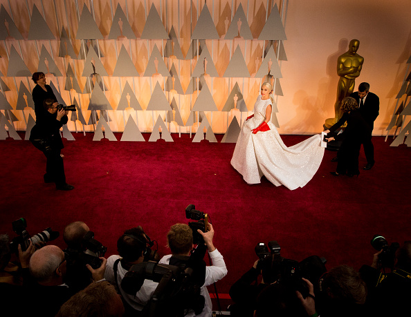 アカデミー賞「87th Annual Academy Awards - Backstage And Audience」:写真・画像(8)[壁紙.com]