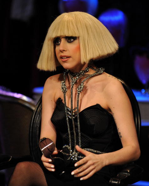 "Visit「Lady Gaga Visits fuse TV's ""On The Record""」:写真・画像(14)[壁紙.com]"