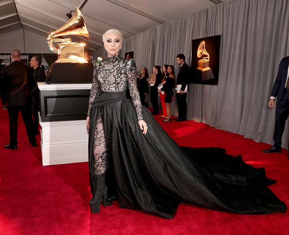 グラミー賞「60th Annual GRAMMY Awards - Red Carpet」:写真・画像(7)[壁紙.com]
