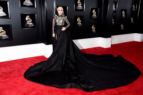 グラミー賞「60th Annual GRAMMY Awards - Arrivals」:写真・画像(9)[壁紙.com]