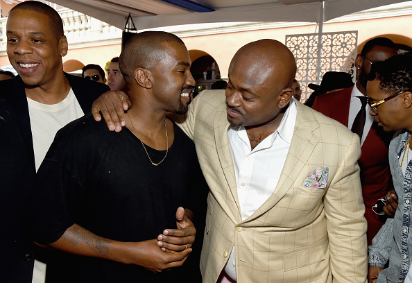 Kanye West - Musician「Roc Nation And Three Six Zero Pre-GRAMMY Brunch 2015 - Inside」:写真・画像(18)[壁紙.com]