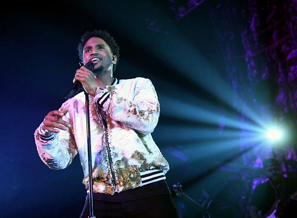 Mike Miller「Trey Songz In Concert With Mike Angel At Brooklyn Bowl Las Vegas」:写真・画像(4)[壁紙.com]