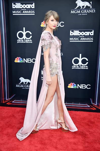 Taylor Swift「2018 Billboard Music Awards - Arrivals」:写真・画像(1)[壁紙.com]