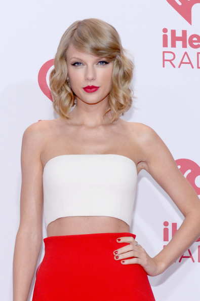 Taylor Swift「2014 iHeartRadio Music Festival - Night 1 - Backstage」:写真・画像(10)[壁紙.com]