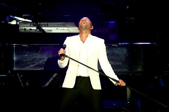 Three Quarter Length「Rock In Rio USA - Pop Weekend - Day 2」:写真・画像(17)[壁紙.com]