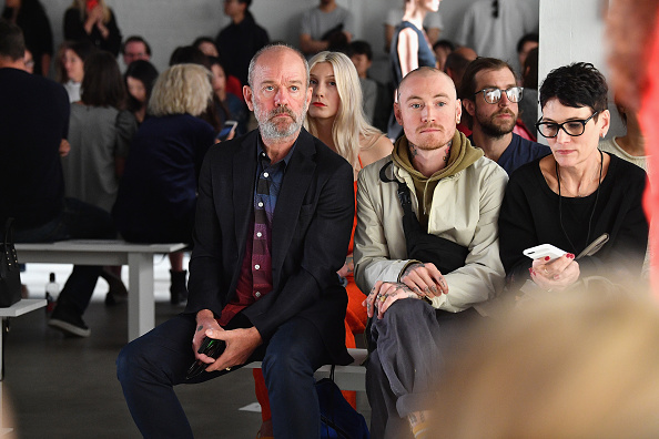 Dia Dipasupil「Creatures of the Wind - Front Row - September 2017 - New York Fashion Week: The Shows」:写真・画像(5)[壁紙.com]