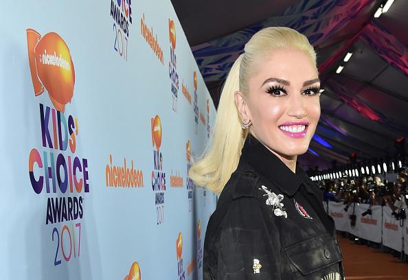 Gwen Stefani「Nickelodeon's 2017 Kids' Choice Awards - Red Carpet」:写真・画像(11)[壁紙.com]