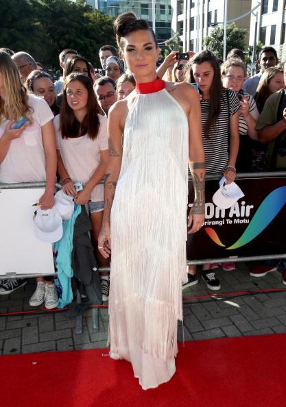 Spark Arena「2013 New Zealand Music Awards - Arrivals」:写真・画像(8)[壁紙.com]